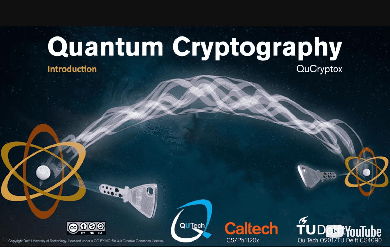 Mooc Quantum Cryptography Qutech