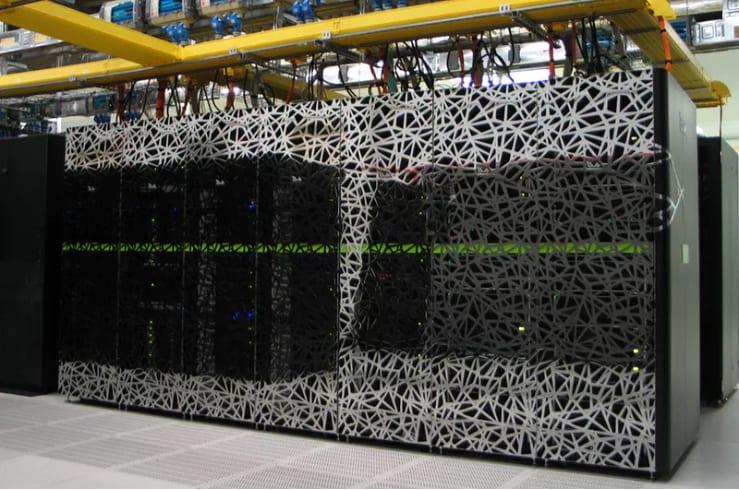 Cartesius supercomputer at SurfSara